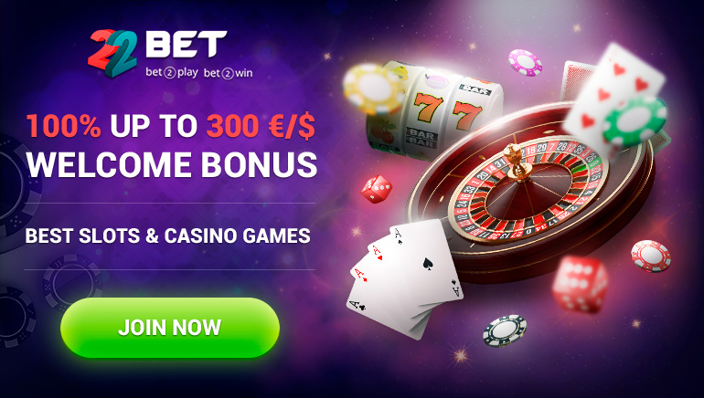 22BET Casino a Has Huge Gaming Collection to Explore