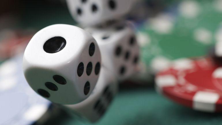 Gambling at a TV Casino
