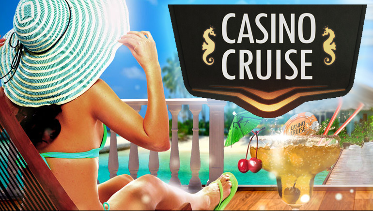 Casino Cruise Adds Nine New Slots This March