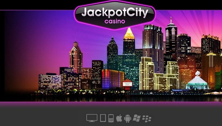 Hot Slots for Hot Shots at JackpotCity Casino