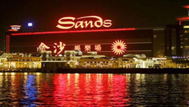 Las Vegas Sands to Open Singapore Casino