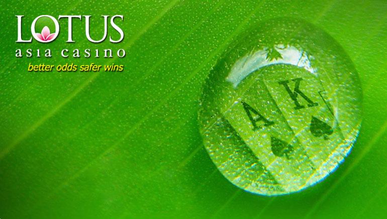 Lotus Asia Casino's Weekly Bonuses