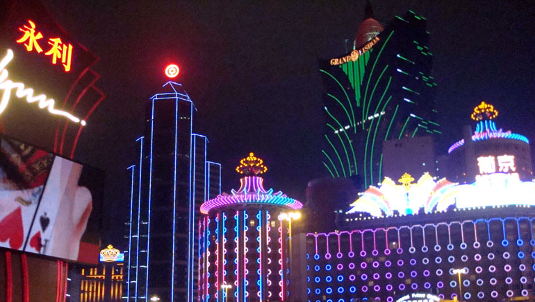 Times Are Looking Good in Macau, Vegas