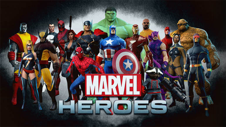 Try Out Some Truly Marvellous Marvel Slots