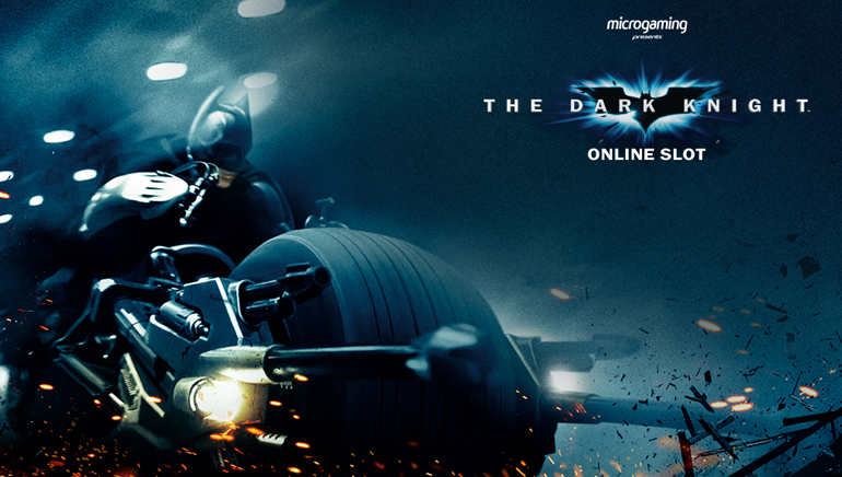 The Dark Knight Comes to Microgaming!