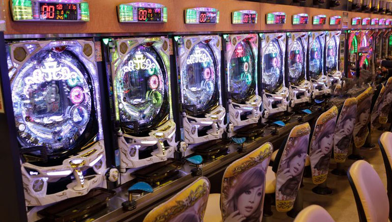 Real Money Pachinko