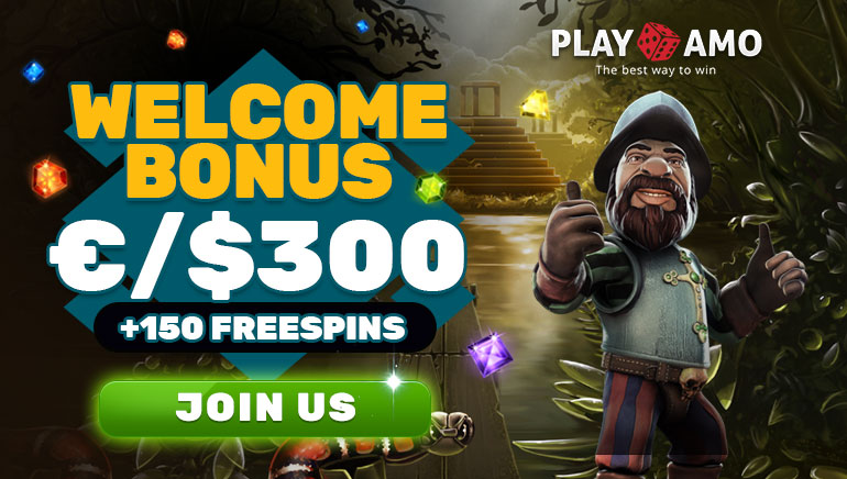 Choose from Thousands of Online Casino Games at Playamo Casino