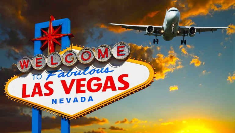 Party Casino: Win a Trip to Las Vegas Strip