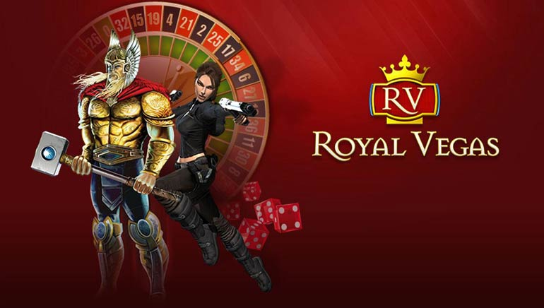 Claim a Daily Online Casino Gift at Royal Vegas